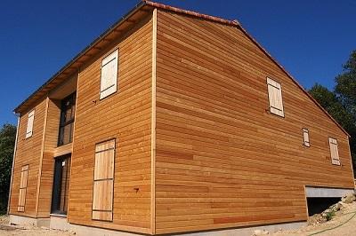 Maison en bois Niort Ecodemeure